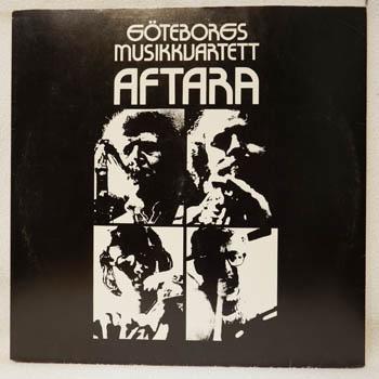 Göteborgs Musikkvartett - Aftara